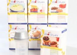 Protiplan De afslankmethode van Protiplan is door diëtisten ontwikkeld en gebaseerd op gezond eten in combinatie met koolhydraatarme en eiwitrijke voeding.